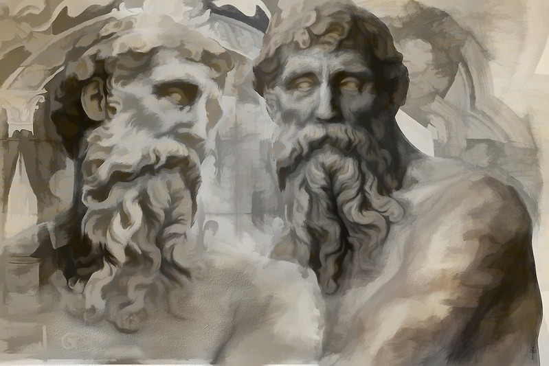 two_statues