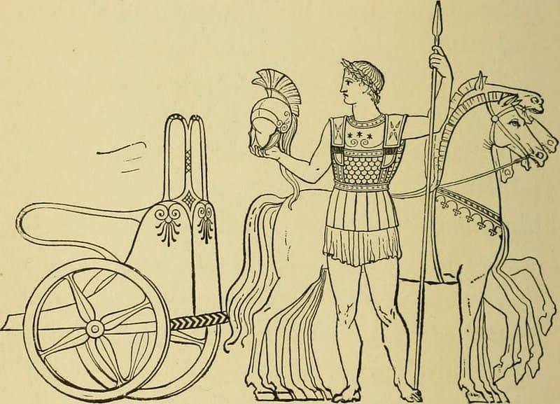 Men of old Greece (1906)