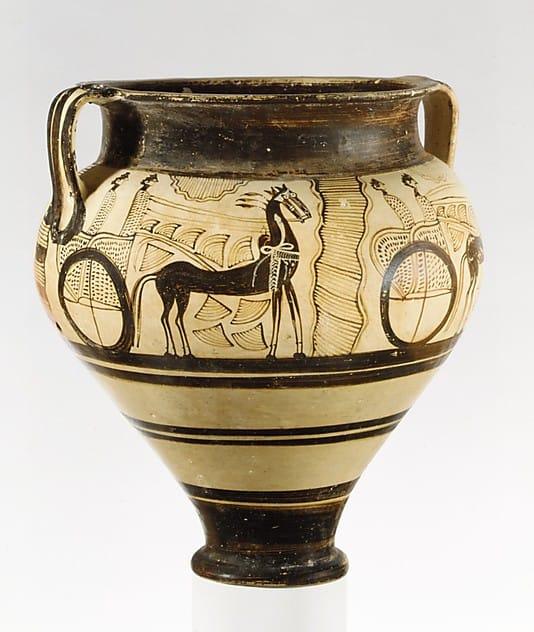 Terracotta-chariot-krater